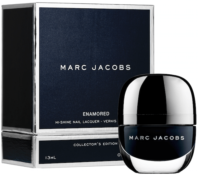 Marc Jacobs Beauty Enamoured Hi-Shine Nail Lacquer - Midnight in Paris