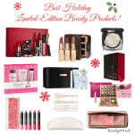 Top 10 Best Holiday Limited Edition Beauty Products