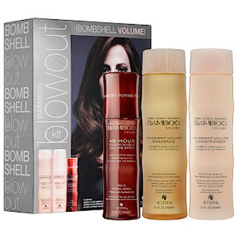 Alterna Bamboo Blowout Bombshell Volume Kit
