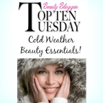 Top 10 Cold Weather Beauty Essentials