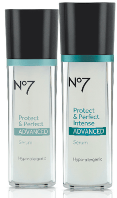 Boots No 7 Protect & Perfect ADVANCED Serum