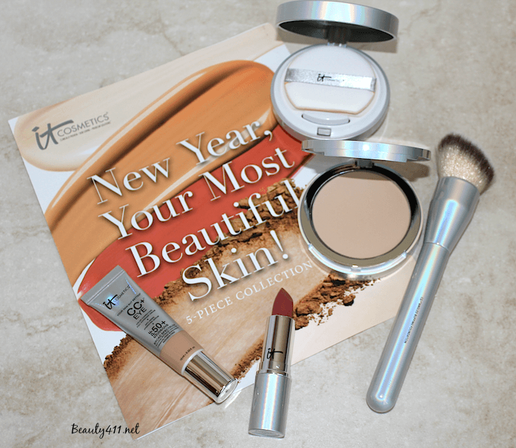 IT Cosmetics New Year, Your Most Beautiful You 5-pc Collection - QVC