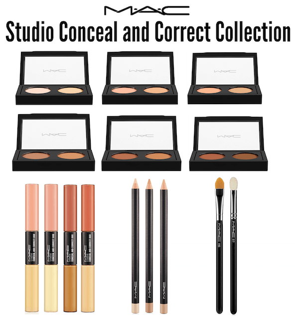 MAC Studio Conceal and Correct Collection-grp