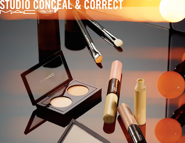MAC Studio Conceal and Correct Collection