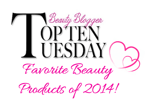 Top 10 Beauty products-2014