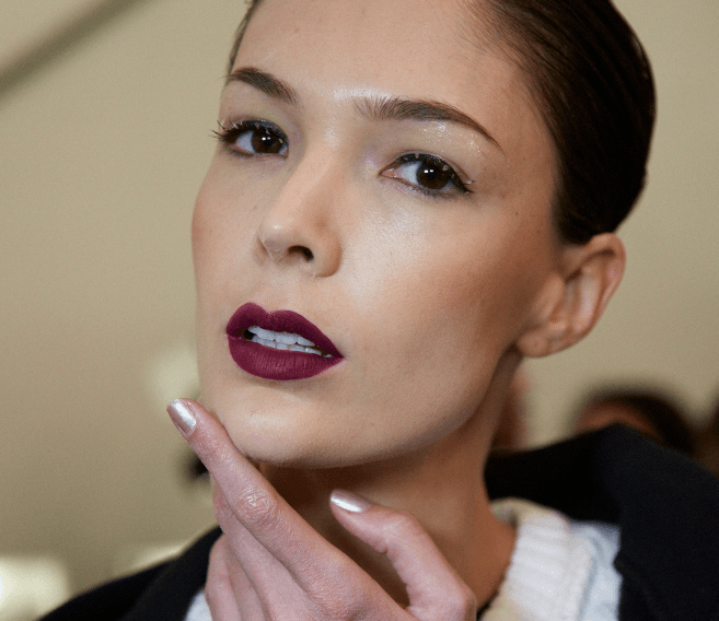 Carolina Herrera beauty look
