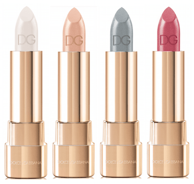 Dolce-Gabbana The Shine Lipsticks-Shimmer Glow Collection