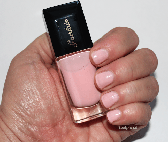 Guerlain Baby Rose swatch