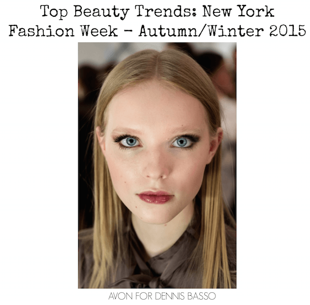 Top 5 Beauty Trends From New York Fashion Week Autumn