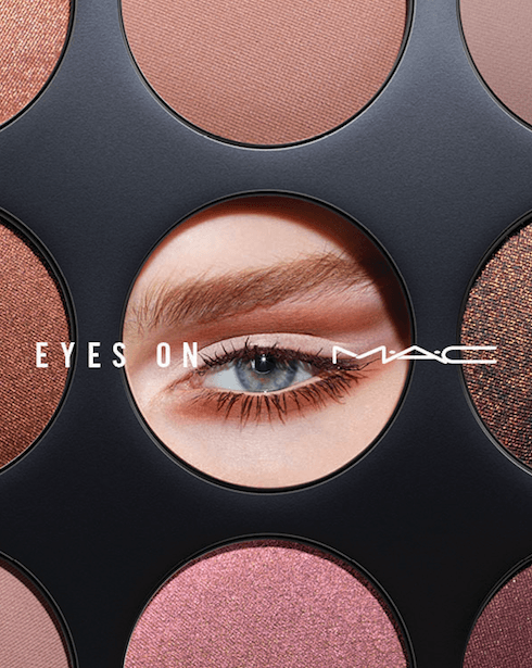 Eyes on MAC - beauty