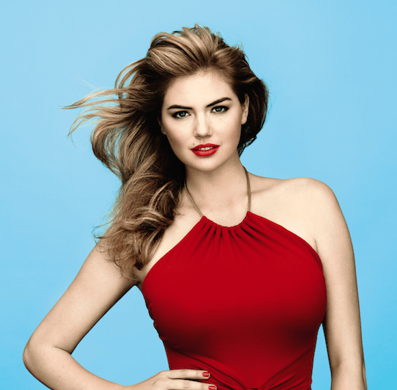 Kate Upton - Bobbi Brown Hot Collection