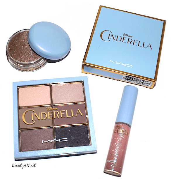 MAC Cinderella Collection preview