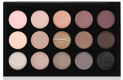 MAC Eyeshadow X15 palette_Cool Neutral