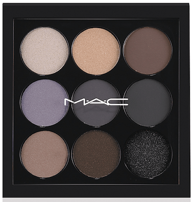 MAC Eyeshadow X9 Palette_Navy