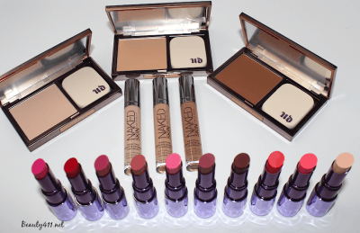 Urban Decay Spring Makeup Collection 2015