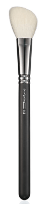 MAC 168 Lg Angled Contour Brush