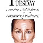 Favorite Highlighting & Contouring Products