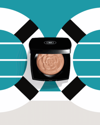 CHANEL Mediterranee Lumiere Dete Bronzing Powder - Summer 2015