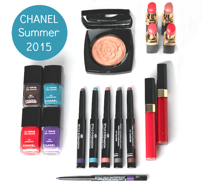 CHANEL Mediterranee Summer Collection 2015