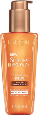 LOreal Paris Sublime Bronze Self-Tanning Serum