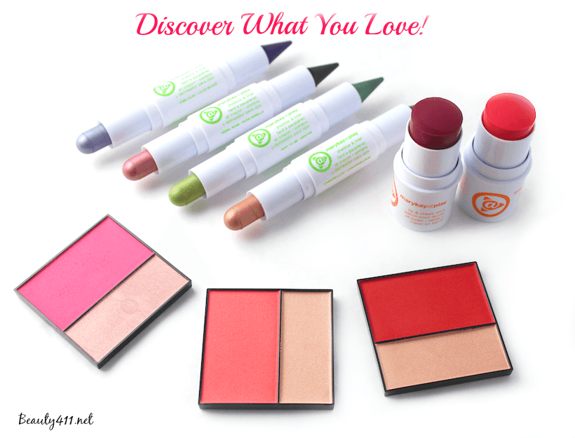 Mary Kay Beauty Discover What You Love