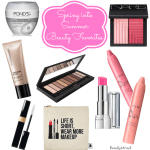 Spring Into Summer Beauty Favorites!