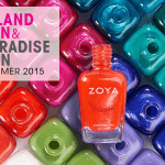 Zoya Island Fun and Paradise Sun Collections