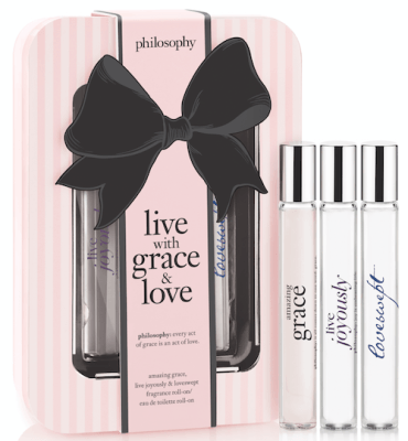 philosophy mothers day rollerball set