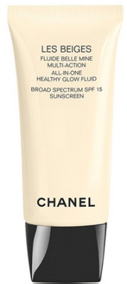 CHANEL Les Beiges All-in-One Healthy Glow  Fluid