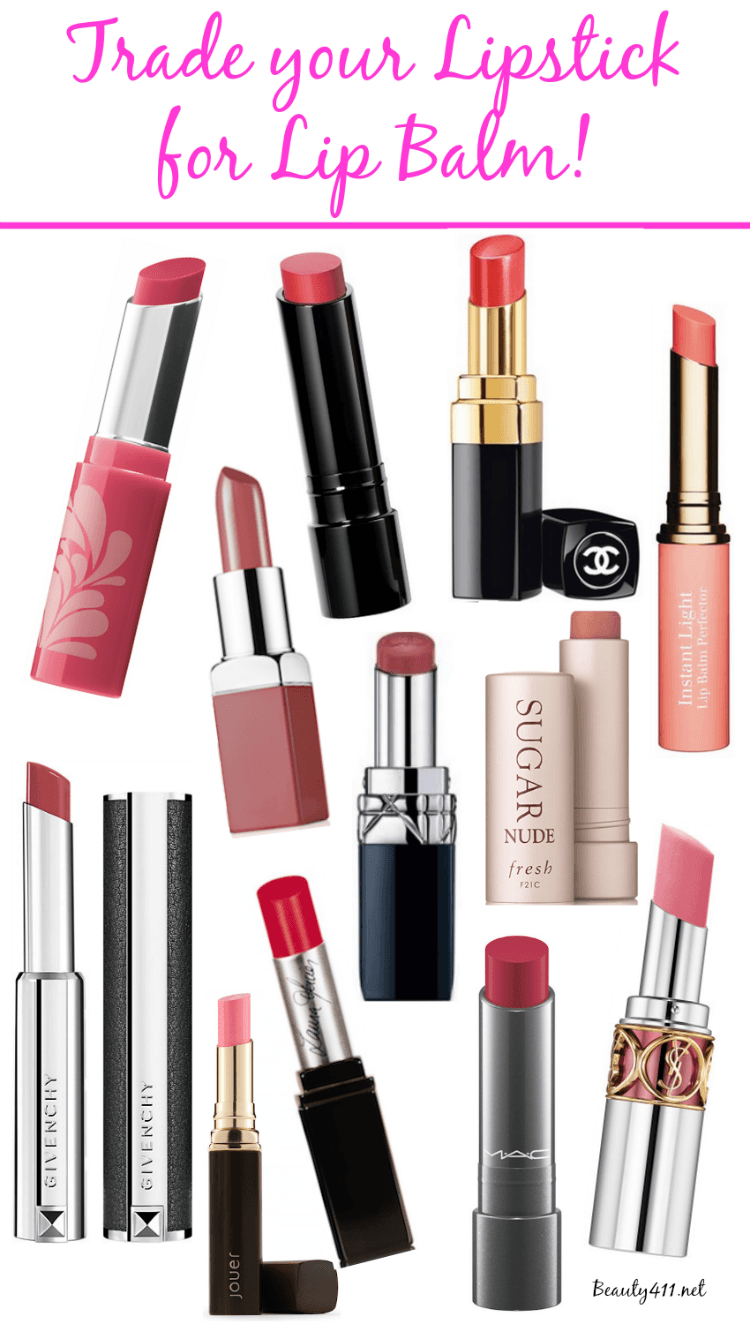 Trend Alert: Lip Balms 2.0! – Beauty411