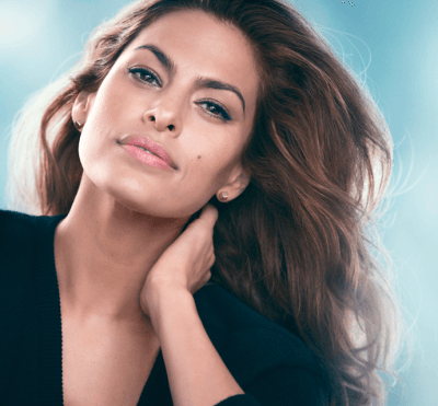 Eva Mendes for Estee Lauder New Dimension skincare