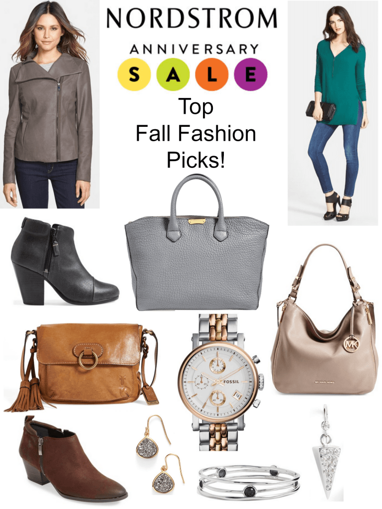 Top Fashion Picks - Nordstrom Anniversary Sale