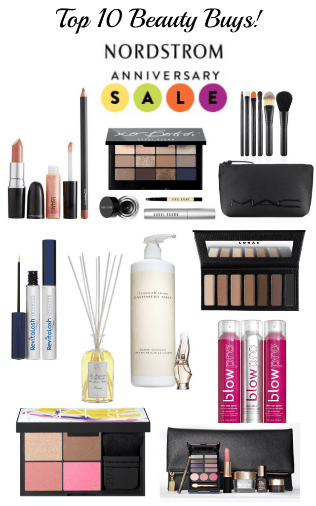 Top Nordstrom Anniversary Sale Beauty Buys