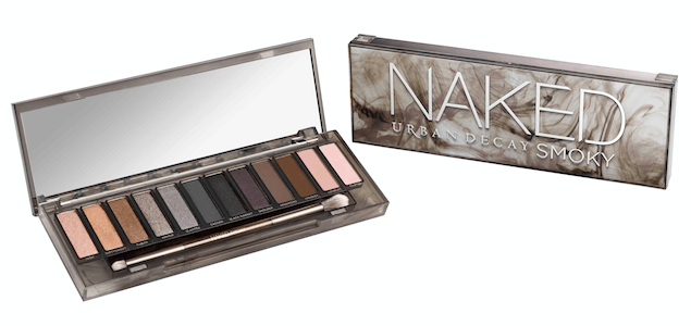 Urban Decay NAKED Smoky Palette-grp