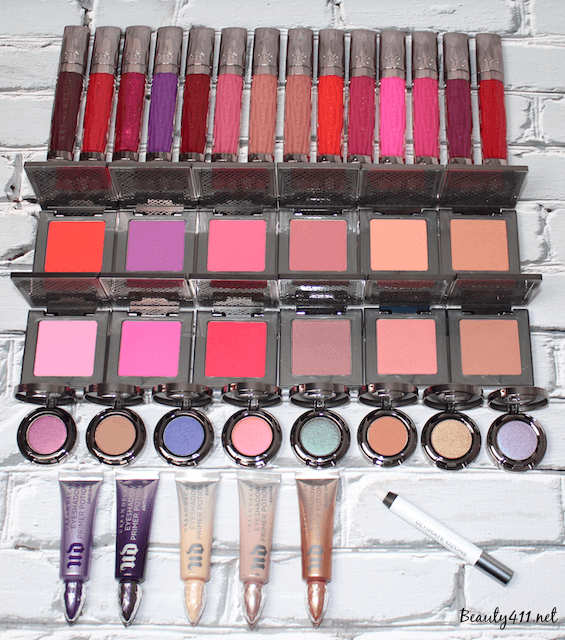 Urban Decay Summer Collection-2015