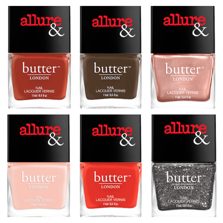 Allure-butter LONDON Arm Candy shades