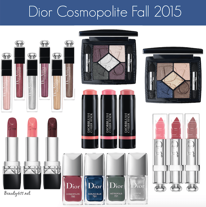 Dior Fall Cosmopolite Collection 2015
