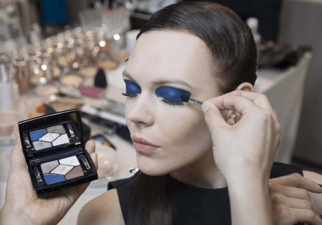 Dior backstage beauty-A_W 2015