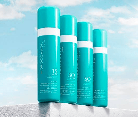 Moroccanoil Sun Care Collection - hero