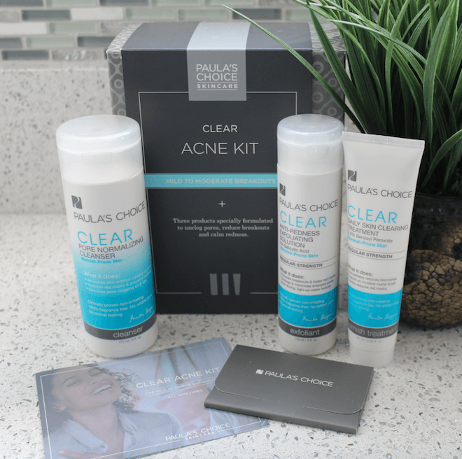 Paula's Choice Clear Acne Kit