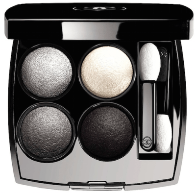 CHANEL Les 4 Ombres_Tisse Smoky