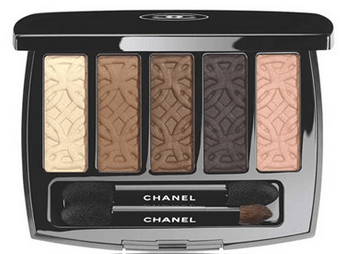 CHANEL Les 5 Ombres Eyeshadow Palette