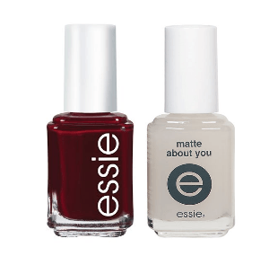 Essie Berry Naughty and Matte Finisher