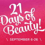 Ulta Beauty 21 Days of Beauty Event – Fall 2015!