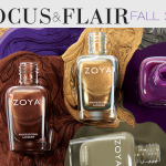 Zoya Focus & Flair Nail Polish Collection Fall 2015