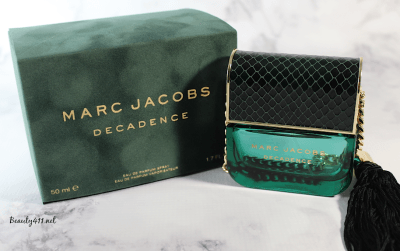 Marc Jacobs EDP with box