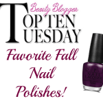 Top 10 Favorite Fall Nail Polishes!