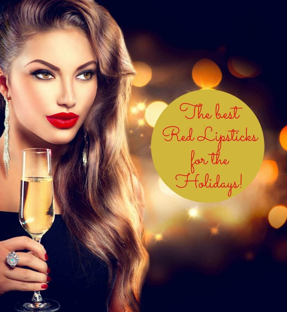 Best Red Lipsticks for the Holidays! – Beauty411