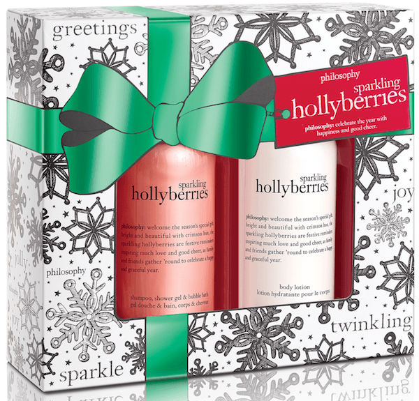 Philosophy Sparkling Hollyberries set