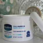 New Vaseline® Intensive Care™ Deep Moisture Jelly Cream